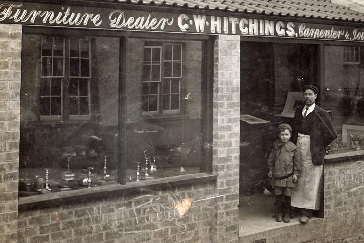 Spoken Memoirs - Business - Hitchings 1908